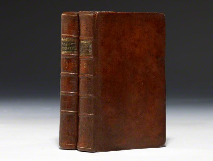 History of the Adventures of Joseph Andrews