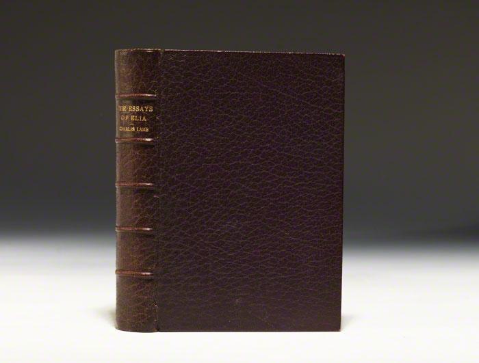 Essays of Elia