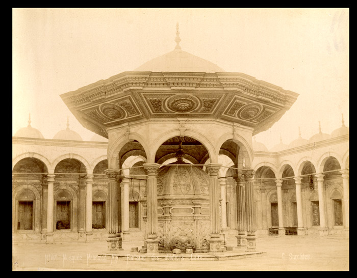Photograph of Egypt-Fontaine des ablutions Caire