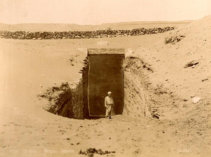 Photograph of Egypt-Memphis Sakkarah