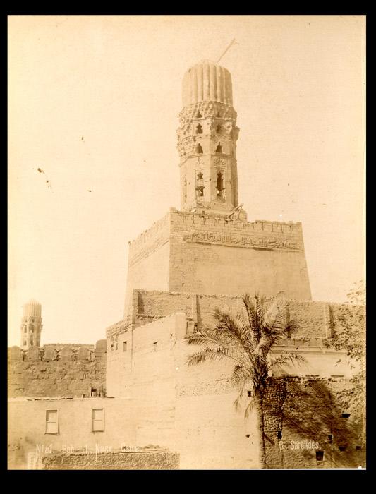 Photograph of Egypt-Bab-el-Nasr, Cairo
