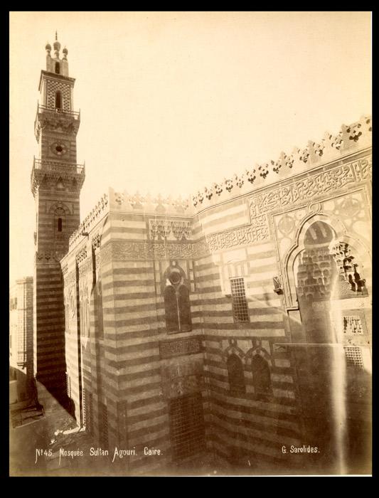 Photograph of Egypt-Mosque of Sultan Agouri