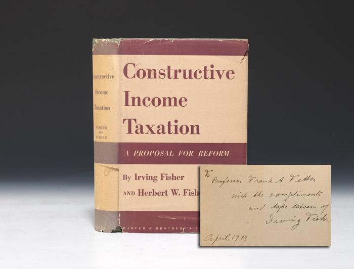 Constructive Income Taxation