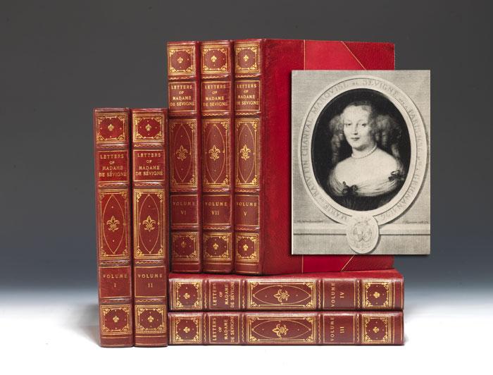 Letters of Madame de Sevigne