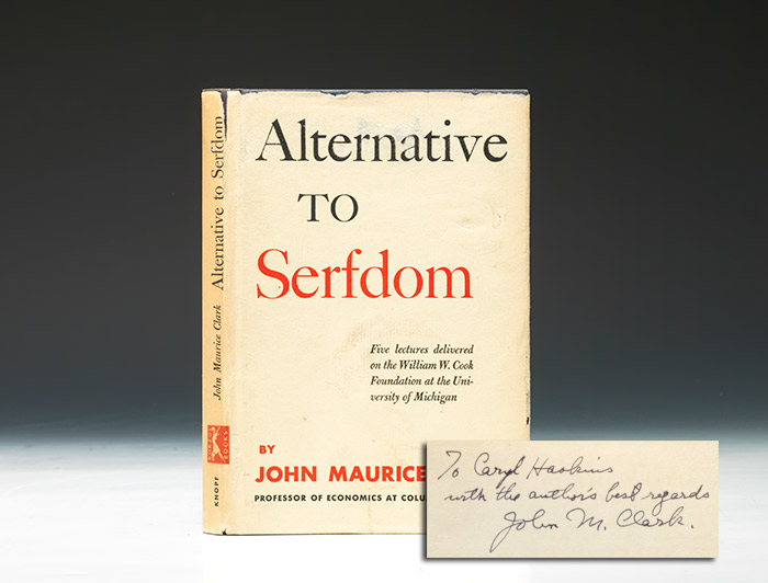 Alternative to Serfdom
